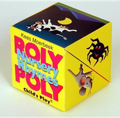 Roly Poly Nursery Rhymes By Moerbeek, Kees